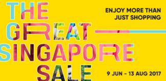 2017 新加坡大热卖 GSS