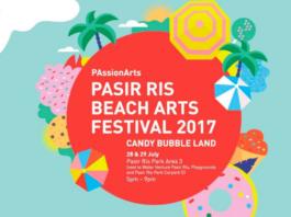 2017 Pasir Ris Beach Arts Festival