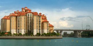 singapore property market 新加坡房地产市场