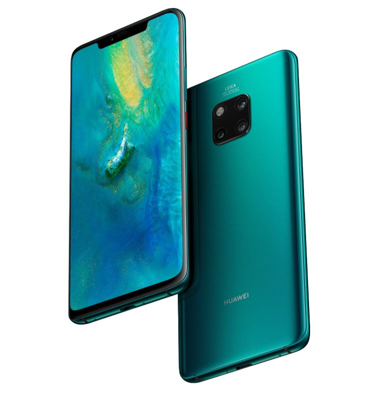 Huawei mate 20 pro 产品评测