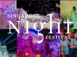 2019新加坡仲夏夜空