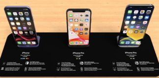 iphone 11 谍照by youtuber